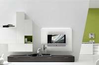 White- green Area60 furniture plus