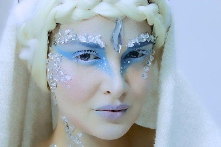 20 maquiagens de Halloween criativas e diferentes