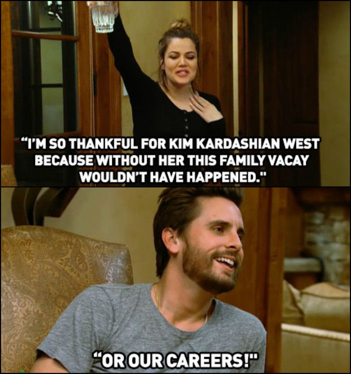 Stop What You're Doing and See the Best Scott Disick One-Liner Ever From the KUWTK Mid-Season Finale on | E! Online Mobile