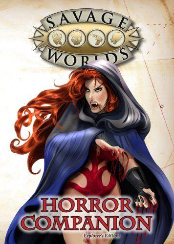 Horror Companion (Savage Worlds, S2P10502)