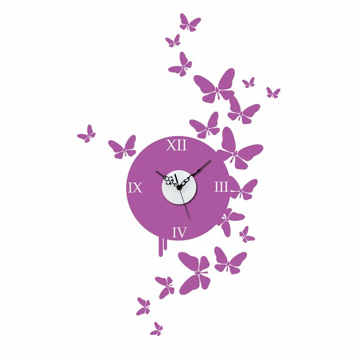 Oltre 1000 idee su decorazione orologio da parete su for Dalani adesivi parete