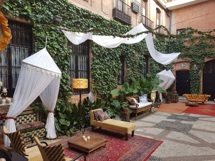 Patios Arabes. Excellent Patios Arabes With Patios Arabes. Top ...