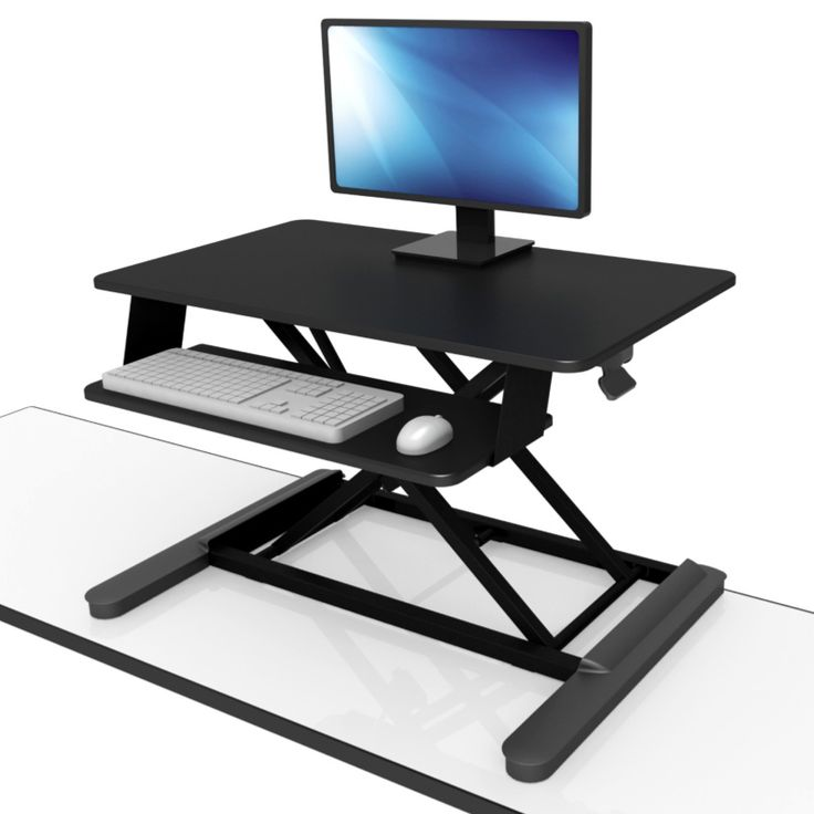 MaxiLift Adjustable Desk Stand Aid