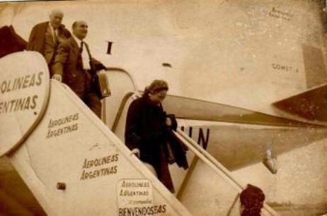 COMET IV - Aerolineas Argentinas