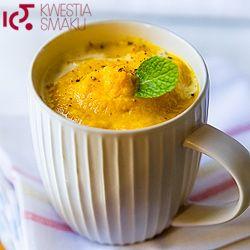 Zupa marchewkowa z imbirem