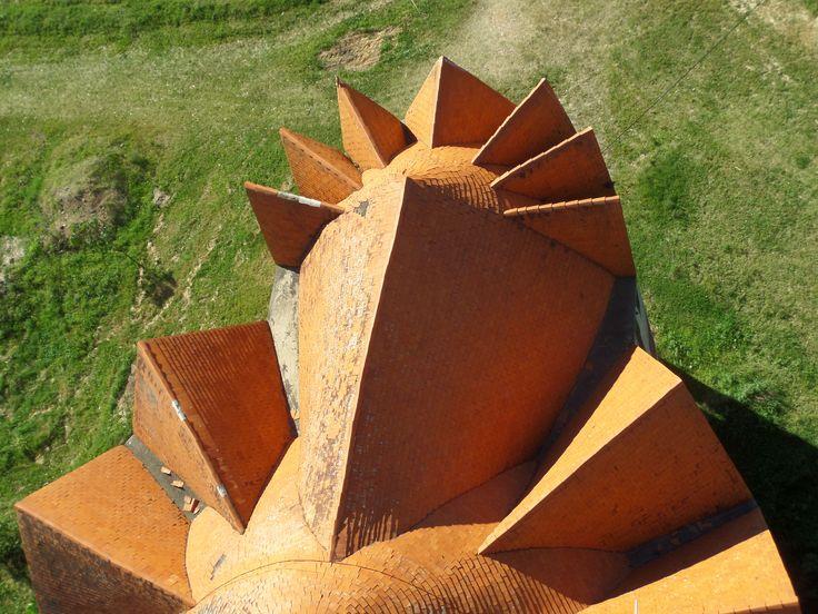 Vista desde la torre del Santuario -