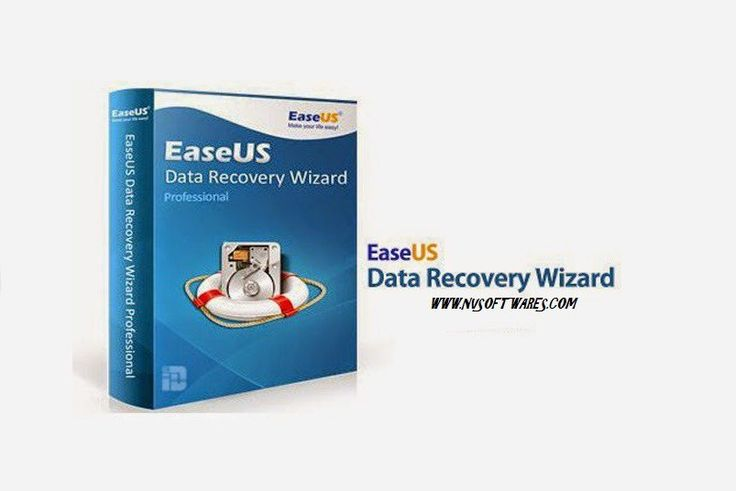 EaseUS Data Recovery Wizard 10 Crack License Code Free Download