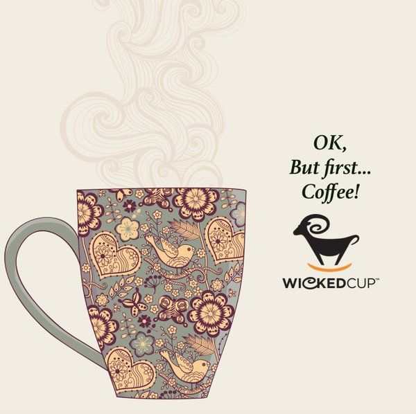 #Coffee taste better on the weekend! Have a great day