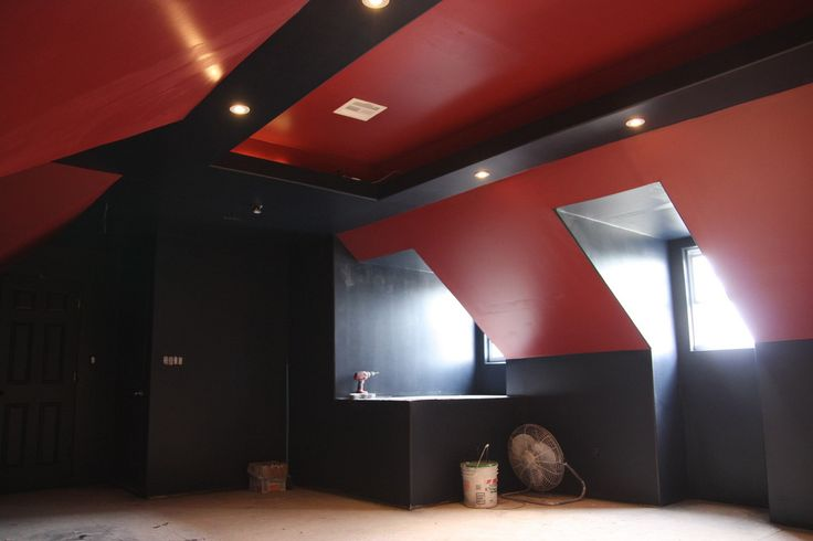 MattFlix Media Room Attic Theater Begins Construction - Page 5 - AVS Forum   Home Theater Discussions And Reviews