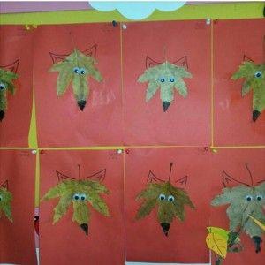 leaf wolf craft