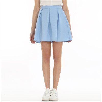 Falda de patinadora