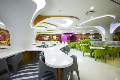 19 best restaurant design casual images on pinterest - La cucineria roma ...