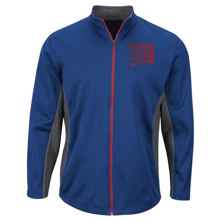 New York Giants Men's Activewear Sweatshirt Xxl, Multicolored