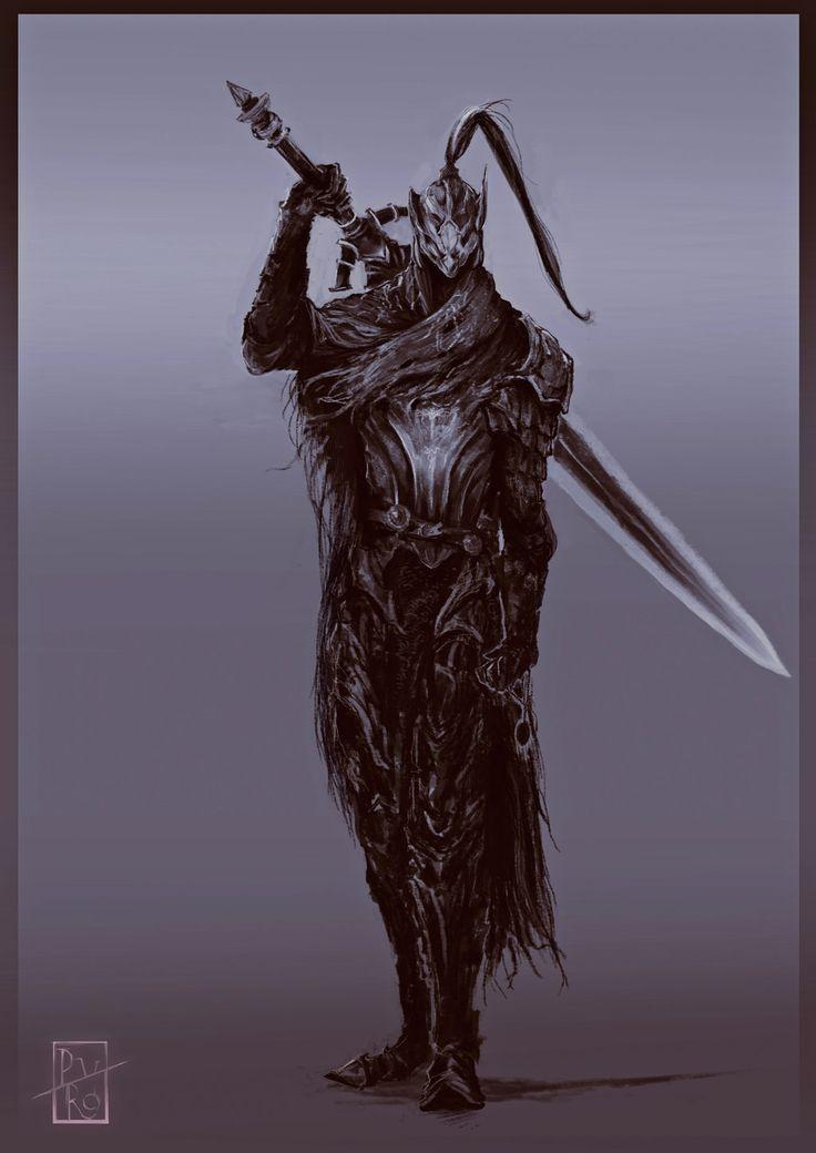 http://lordranandbeyond.tumblr.com/post/126472850993/gamingpixels-dark-souls-bloodborne-fan-arts