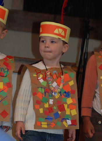paper bag vests for kids - Google Search