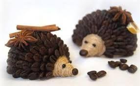 Výsledok vyhľadávania obrázkov pre dopyt dekoracie z kavovych zrn