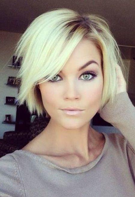 stunning short bob hairstyles