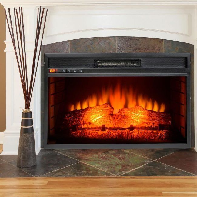 The Best Electric Fireplaces For Warmth And Ambience Electric Fireplace Insert Best Electric Fireplace Fireplace Inserts