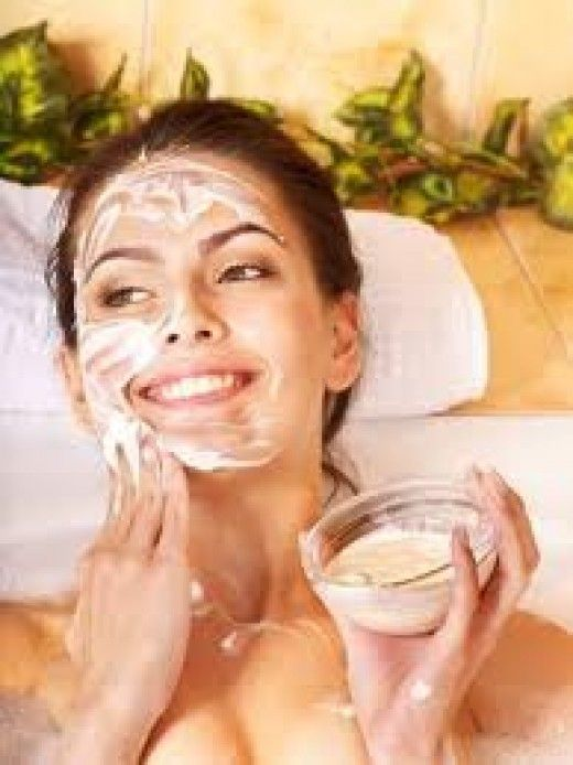 oatmeal face mask is considered very effective for acne scars removal