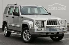 2011 Jeep Cherokee Limited Auto 4WD MY11