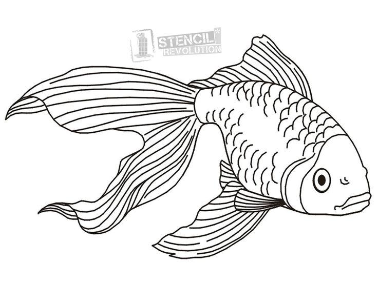 Mejores 13 imágenes de 물고기 en Pinterest | Piscis, Coloración ...