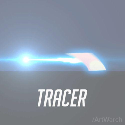 Overwatch Minimal Animation on Behance