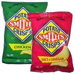 Smiths Potato Crisps | Chips  - Fantastic!