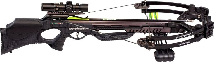 Amazon.com : Barnett Ghost 410 CRT Crossbow Package : Sports & Outdoors