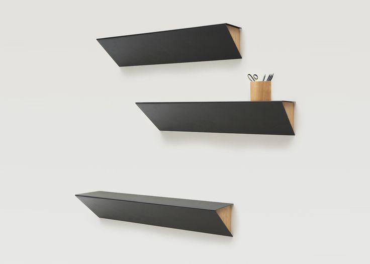 Tim Webber Design - New Zealand Furniture - Apex Shelf - 1.jpg