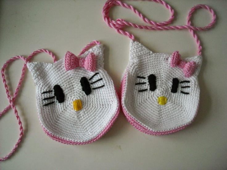 Speelgoed en stuf for kids: Hello kitty tasje