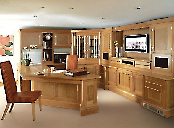 Small office design ideas bing images office pinterest - Home office furniture ideas ...