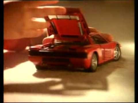 The Glug Glug Sasol Advert From The 80's