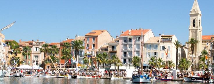 Sanary sur Mer, southern France