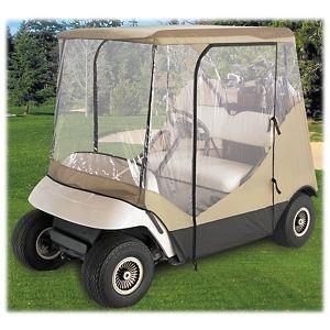 Classic Accessories Fairway Travel 4-Sided Golf Cart Enclosure
