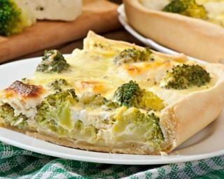 Quiche minceur brocoli-mascarpone : http://www.fourchette-et-bikini.fr/recettes/recettes-minceur/quiche-minceur-brocoli-mascarpone.html