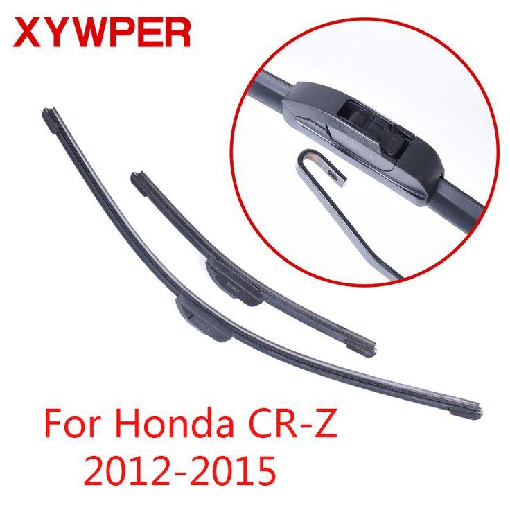 XYWPER Wiper Blades For Honda CR-Z 2012 2013 2014 2015 26