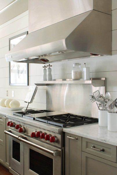 Kitchens Benjamin Moore Gettysburg Gray White Plank