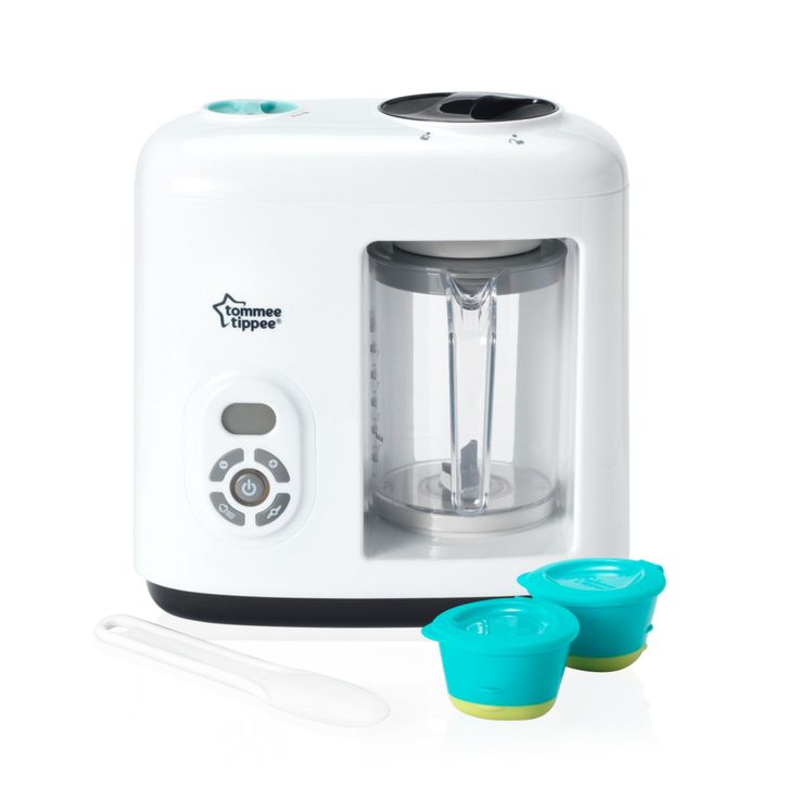 Tommee Tippee Baby Food Steamer Blender: Amazon.co.uk: Baby