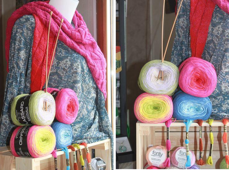 Ravinala Plasssar coloris disponible en boutique de laine Dax Morcenx.jpg