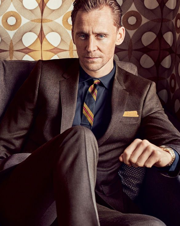 Tom Hiddleston handsome hot movie tv actor 1 rare glossy 8x10 photo picture #112