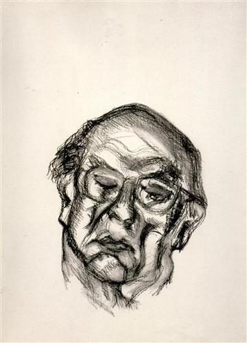 Isaiah Berlin - Lucian Freud