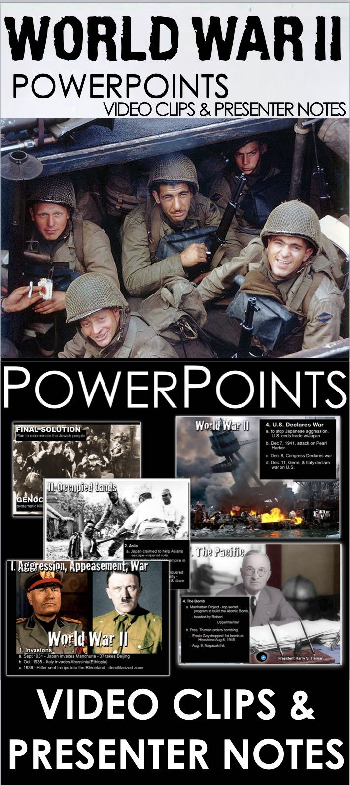 world war i lecture notes Honors world history lecture notes back to world history: world documents and handouts: home world war ii world war ii (visuals) war in europe (battles.