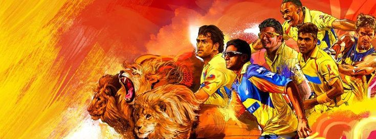 Chennai Super Kings Team Squad Jersey Logo  wallpapers - IPL-Fever