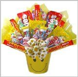 Delight Expressions™ Sweets N Smiles Gift Basket - Candy Bouquet - Birthday or Halloween Gift for Kids