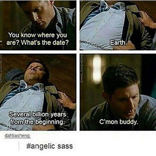 """whenever i get into these moods i try to listen to """"migraine"""" on repeat because i just feel the lyrics so deeply. it's my favorite tøp song. the part where it says """"but i know we've made it this far, kid"""" has kept me going so many times; you don't even know. #spn #supernatural #textpost"""