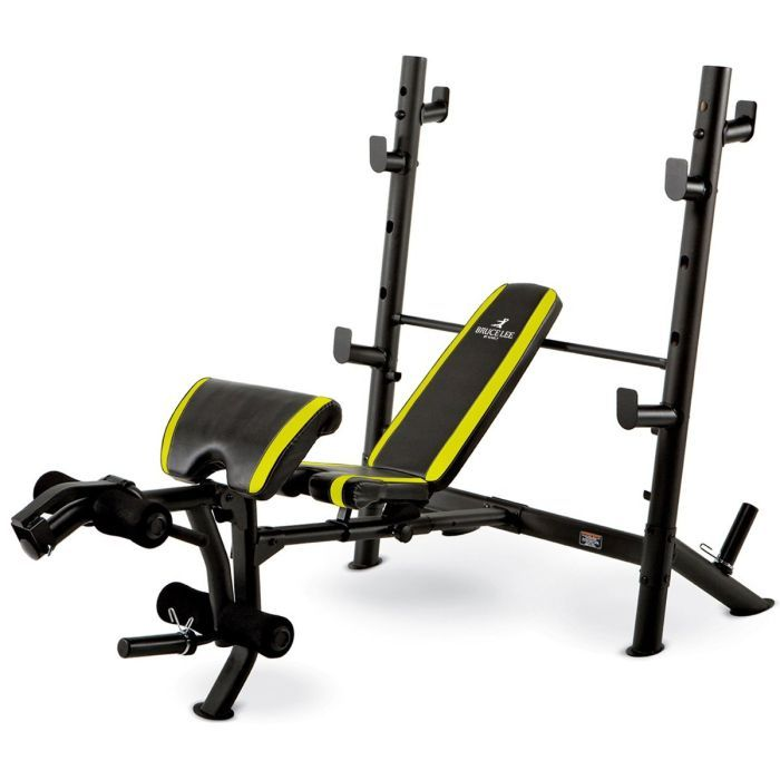 Marcy Bruce Lee Signature Weight Bench ~~~ # Multi