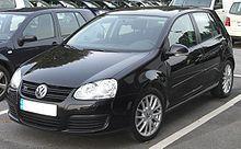 Volkswagen Golf 5 GT