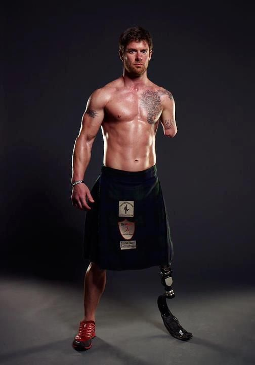 Army veteran Noah Galloway lost his left arm above the elbow and left leg above the knee in an Improvised Explosive Device (IED) attack in Yusafiah, Iraq on his second tour of duty. LET'S SHOW SUPPORT!
