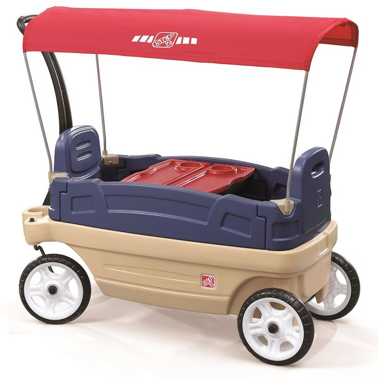 "Step 2 Whisper Ride Touring Wagon - Step2 - Toys ""R"" Us"