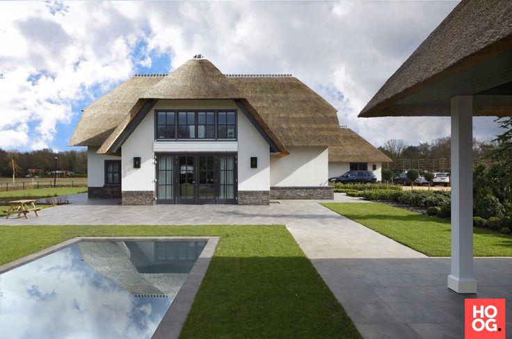 Van Dinther Bouwbedrijf - Droom huis - Hoog ■ Exclusieve woon- en tuin inspiratie.